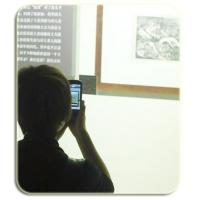 China Audio Guide System Qr Code Reader , Easy To Use T1 Audio Guides Scanner For Museum wholesale