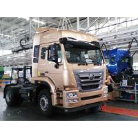 China HOHAN 30 Tons 4X2 Prime Mover Truck / 336HP Tractor Head Truck MODEL ZZ4185M3516 on sale