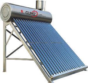 China Non Pressurized Solar Water Heater (GZ-U007) wholesale