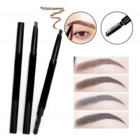 China Eyebrows Makeup Waterproof Eyebrow Pencil 4 Colors Available Logo Accepted wholesale