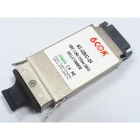 China 6COM GBIC Transceiver Module Compatible Milan MIL-GBIC-LX wholesale