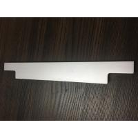 China CNC Machining Processing / Sand Blasted Natural Anodized Aluminum Profile for Drawer Handle wholesale
