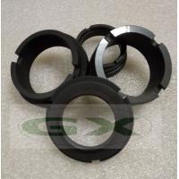 China High Hardness OEM ODM Carbon Graphite Seal Rings High Density wholesale