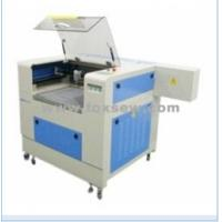 China Trademark Automatic Locating Laser Cutting Machine with Camera wholesale