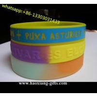 China require size silicone wristband/bracelet for kids/men/women/child from China wholesale