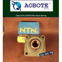 China Japan NTN UCF206 Pillow Block Bearing ABEC-5 , Single Row Bearing wholesale