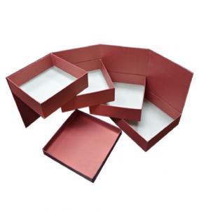 China Paper folding presentation box wholesale
