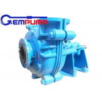 China 450ST-L Horizontal Slurry Pump Expeller seal Sealing type OEM wholesale