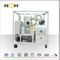 China High Efficiency Transformer Oil Purifier Recycling Plant on sale