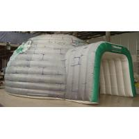 China 30 ft pvc tarpaulin inflatable dome tent,event tent wholesale