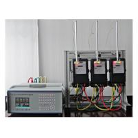 China 0.1-100A High Stability Portable Three Phase Energy Meter Test Bench Equipment wholesale