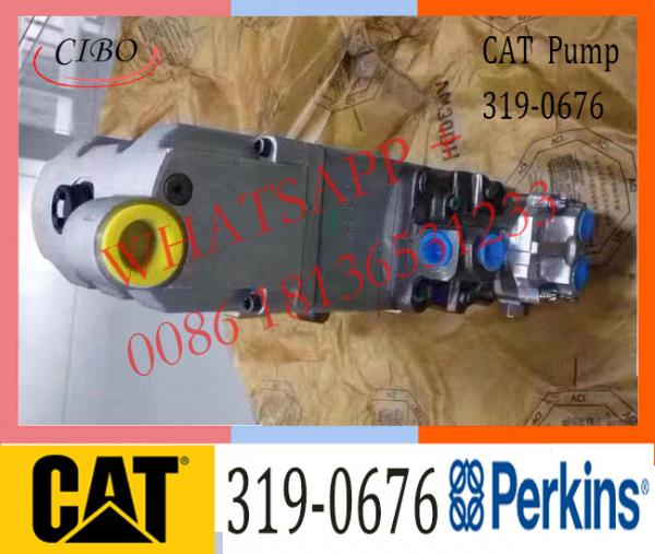 Quality Diesel Fuel For CAT 324D C9 Injector Pump 319-0676 254-4357 263-8218 319-0675 319-0678 312-0677 319-0677 for sale
