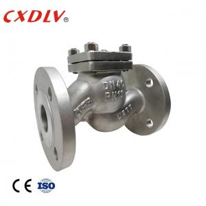 China Lift Type Casting Steel ANSI Flanged Check Valve wholesale