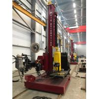 China Welding Center Automation Column And Boom Manipulators With Moving Trolley And Flux Transmission System wholesale
