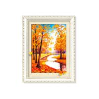China PS / MDF Frame Nature Scenery 5D Pictures / Lenticular Poster Printing wholesale