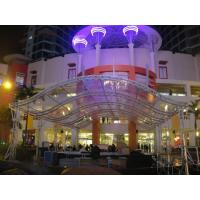 China Heavy Duty Aluminum Stage Truss System With PVC Material Tent , stage lighting truss wholesale