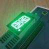 "Buy cheap Pure Green 0.8"" 16 Segment Alphanumeric Display High Luminous Intensity Fit from wholesalers"