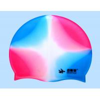 China silicone funny swimming cap wholesale