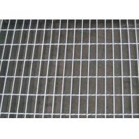 China Twisted Bar Stainless Steel Floor Grating , ISO9001 Industrial Floor Grates wholesale