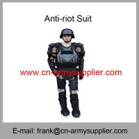 Wholesale Wholesale Cheap China Fire-retardent Protective Police Anti Riot Suit Gear from china suppliers