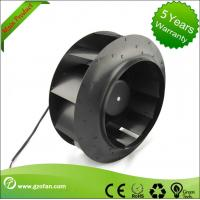 China Energy Saving EC Centrifugal Fans / Roof Ventilation Fan Backward Curved wholesale