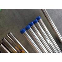Buy cheap 304 304L Stainless Steel Capillary Pipe 0.05 - 2mm Thickness High Strength from wholesalers