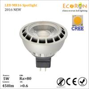 China 2016 wholesales new led suspended ceiling spot light 5w 7w cree cob led light 12v wholesale