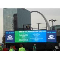 China Fast Installation Video Wall Led Display 6000 Nits For Outdoor Activity / Event wholesale