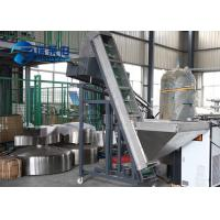Quality Automatic Round Bottle Blow Molding Machine , Plastic Bottle Blowing Machine for sale