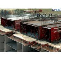 China Easy Striking Tunnel Formwork System Good Integrity Shorten Cycle Times wholesale