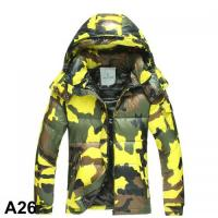 China 2015 Moncler men winter jacket duck down camouflage outerwear wholesale