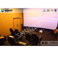 China Special design 5D movie theater screen projector control system wholesale