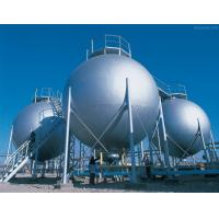 China Triple Wall Stainless Steel Pressure Vessel Tank , Natural Gas Storage Tank wholesale
