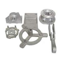 China ADC12 Casting, machining Aluminum die casting components ASTM, JIS for Machinery industry wholesale