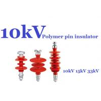 high voltage polymer pin insulator of 11kV 15kV 20kV 22kV 25kV 33kV 36kV pin insulator