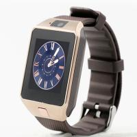 Buy cheap Best gift  DZ09 Smartwatch phone 128M bluetooth sim card up 32GB MTK6261 CPU 1.5 inch Touch Screen with 380mAh battery from wholesalers