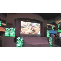 China Adjustable in angles full color indoor P4 stadium led display wholesale