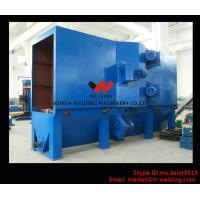 China H Beam Line Shot Blasting Machine Equipment , Sand Blast / Sandblasting Machines wholesale