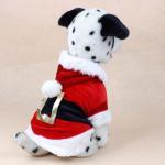 China Christmas dog clothes santa outfits wholesale