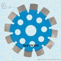China Diamond Tuck Point Cutting Blade for Granite and Concrete Engroove - TPCB05 wholesale
