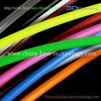 China 3D Printer Filament ABS 1.75mm for Makerbot , UP! Printer wholesale