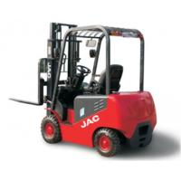 Buy cheap 1.3 Ton Electric Counterbalance Forklift High Performance Eco Friendly Design from wholesalers
