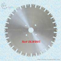 China Laser Welded Diamond Saw Blade for Cutting Wall - DLWB05 wholesale