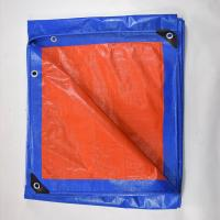 Buy cheap High strength coated woven polyethylene poly tarp size fabric from Linyi for truck cover from wholesalers