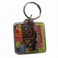 China keychain mac, eco-friendly, made of soft PVC, various designs and sizes are available wholesale