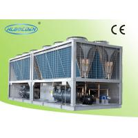 Air Conditioning Modular Air Cooled Chiller , Heat Recovery Chiller