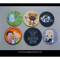 China High Quality Eco-friendly Kids Cork pvc drink coasters,drink coasters, coaster for sale wholesale