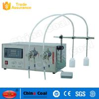 China Hot Products YG-2 Double Heads Digital Control Pump E Liquid Bottle Filling Machine wholesale