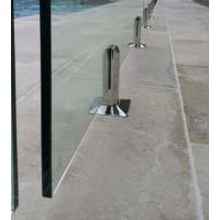China Frameless Glass Panel Pool Fence Spigot wholesale