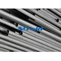 China ASTM A789 S32750 ERW Duplex Steel Welded Pipe 4.76mm Thickness wholesale